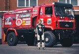 B.Vanagas ir Dakaro sunkvežimis. Ar realu?