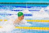 A.Šidlauskas sėkmingai pradėjo žygį link antrojo Europos žaidynių medalio