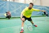 """""""Siemens"""" arenoje vyks trečiasis labdaringas K.Navicko badmintono turnyras"""