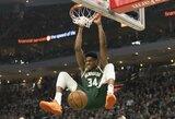 Aiškios NBA atkrintamųjų poros