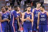 """Įspūdingai tritaškius atakavusi """"Anadolu Efes"""" sutriuškino """"Maccabi"""""""
