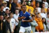 """""""Everton"""" gretose puikiai startavęs Richarlisonas: """"Noriu tapti rezultatyviausiu """"Premier"""" lygoje"""""""
