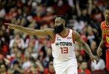 """NBA atmetė """"Rockets"""" protestą"""