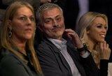 """L.Van Gaalas apsiriko: """"Manchester United"""" vairą perima J.Mourinho"""