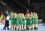 Lietuviai rekordiniu skirtumu pralaimėjo dabartiniams olimpiniams vicečempionams, bet sulaukė gerų naujienų iš Rumunijos