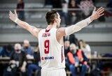 Kroatus nugalėjusi ir palankaus rezultato kitose rungtynėse sulaukusi Lenkijos rinktinė iškovojo kelialapį į pasaulio čempionatą