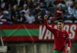 """C.Ronaldo pristatė naują verslo projektą: kviečia """"keliauti"""" kartu"""