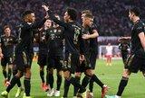 """""""Bayern"""" klubas vietiniame čempionate iškovojo triuškinamą pergalę"""
