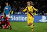 """Duokime laiko: ar prancūzas sugebės atsiskleisti """"Barcelona"""" komandoje?"""