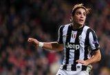 """""""Milan"""" įsigijo A.Matri, bet """"Schalke"""" klubui pardavė K.P.Boatengą"""