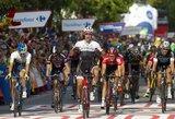 """Dvyliktajame """"Vuelta a Espana"""" dviračių lenktynių etape – geriausias G.Bagdono pasirodymas"""