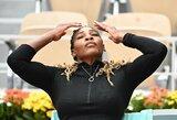 """Daugiausiai uždirbusi visų laikų tenisininkė S.Williams: """"Jaučiau, kad man moka per mažai"""""""