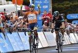G.Bagdono komanda kukliai pasirodė ketvirtajame dviračių lenktynių Australijoje etape