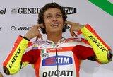 """V.Rossi: """"Kovosime tik dėl antros startinės juostos"""""""