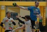 Čempionų lygoje J.Truchanovičiaus klubas paskutinėmis sekundėmis išplėšė lygiąsias