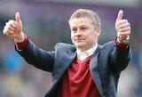 """Buvęs """"Man United"""" žaidėjas W.Brownas tiki, jog O.G.Solskjaeras gali tapti nuolatiniu komandos treneriu"""