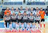 Stipriausia Rusijos komanda pergalingai baigė Čempionų lygos kovas Jonavoje