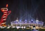 Londono olimpiados atidarymo ceremonija: ar D.Beckhamo spirtas kamuolys uždegs olimpinę ugnį?