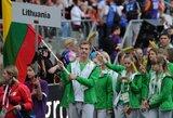 Olandijoje atidarytas Europos jaunimo olimpinis festivalis