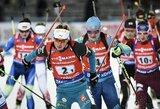 Pasaulio biatlono taurės sezono starte lietuviai buvo aplenkti visu ratu