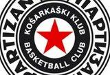 """Legendinis """"Partizan"""" klubas skęsta didžiulėse skolose"""
