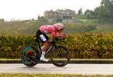 """""""Giro d'Italia"""" atskiro starto lenktynėse J.Almeida dar labiau sutvirtino lyderio poziciją"""