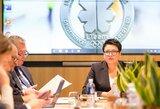 Patvirtintas komandinių sporto šakų olimpinės pamainos programų finansavimas