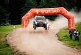 """B.Vanagas į """"Rally Estonia"""" trasas išvažiavo su sirenomis"""