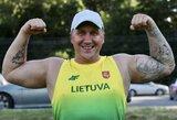Lietuvos čempionate – rekordiniai paralimpiečių žingsniai link Tokijo
