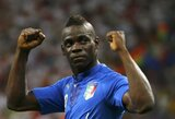 """A.Galliani: """"99,9 proc., kad M.Balotelli liks Milane"""""""