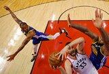 NBA: likus 49 sekundėms M.Gasolis turėjo mesti du baudų metimus