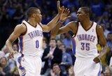 Keturioliktosios NBA savaitės apžvalga