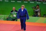 """S.Pakenytė Abu Dabyje iškovojo """"World Tour"""" dziudo turnyro bronzą"""