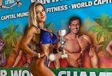 """Pasaulio čempionate sidabrą iškovojusi S.Kazlauskienė: """"Jaučiau turinti neužbaigtų reikalų mėgėjuose"""""""