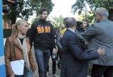 Dukart olimpinis čempionas rankininkas N.Karabatičius areštuotas policijos