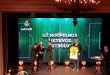LFF garbės prezidentu išrinktas B.Zelkevičius