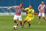 "L.Modričius pratrūko: ""FIFA nerūpi žaidėjai!"""