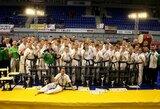 Lietuvos karatė kovotojams – 2 jaunimo ir 3 jaunučių Europos čempionų titulai
