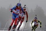 Europos biatlono taurės varžybose Estijoje – kuklus lietuvių pasirodymas