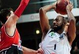 Strasbūro komandą papildė NBA patirties turintis M.Collinsas