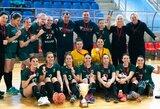 Garliavoje finišavo Baltijos moterų rankinio lygos sezonas