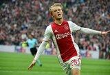 "K.Dolbergas neketina palikti ""Ajax"""