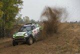 """Pamatykite: V.Žala pirmą kartą išbandė naująjį """"Mini"""", kuriuo važiuos Dakare"""