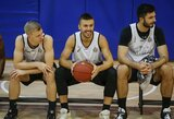 """""""Partizan"""" atsisakė žaisti FIBA Čempionų lygoje ir lieka Europos taurėje"""