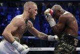 """UFC prezidentas: """"Conoras tikėjo, kad nugalės Floydą ir labai trokšta revanšo"""""""