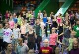 """Kauniečiai mėgsta sportuoti: projekto """"Judėk sveikai"""" startas viršijo lūkesčius"""