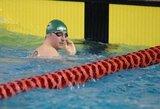 Europos čempionato finale S.Bilis pagerino Lietuvos rekordą