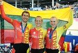 Lietuvos čempiono G.Bagdono patarimai dviratininkams: kaip sėdėti, ką valgyti, kad pasiektum maksimumą