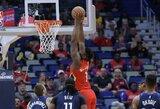 NBA komandos prašo nukelti naujokų biržą