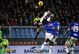 Paskaičiuota: kiek į orą pašoko save su M.Jordanu palyginęs C.Ronaldo?